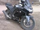 Kawasaki 250R Ninja 2008 - Фрэнки