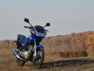 Yamaha YBR125 2009 - Ёбрик :)