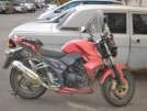 SYM Wolf T2 2012 - моцикл