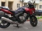Honda CBF600 2010 - Торопыжка