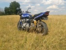 Yamaha XJR1300 2000 - паровозик