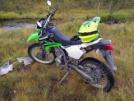 Kawasaki KLX250 2014 - Гренка