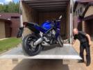 Honda CBR600F 2014 - Байк