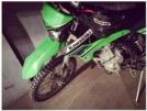 Kawasaki KLX250 2012 - клх