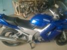 Yamaha FJR1300 2001 - фаджер