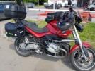 BMW R1200R 2012 - Красный