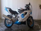 Honda CBR600F4 1999 - устина
