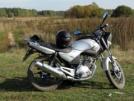 Yamaha YBR125 2014 - Мот