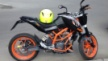 KTM 390 Duke 2014 - Бздюк