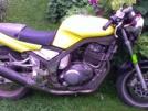Yamaha SRX400 1991 - училка