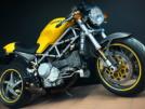 Ducati Monster S4R 2004 - Желток
