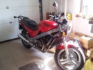 Honda NTV650 1997 - Первый