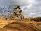 Suzuki Djebel 250XC 2012 - синий