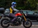 Yamaha MT-09 2014 - Мопэд