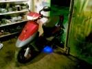Suzuki Lets 2 1999 - мопед