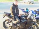 Honda CBR600RR 2005 - мотоцикл