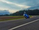 Honda CBR1100XX Super Blackbird 2000 - птичкасиничк