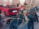 Yamaha SRX400 1992 - яма