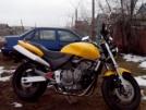 Honda CB600F Hornet 2000 - Коник