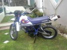 Yamaha DT50-400 1993 - Хлам