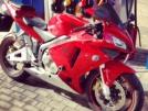 Honda CBR600RR 2004 - RED