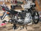 Yamaha YBR125 2013 - Дербан
