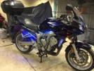 Yamaha FZ6-S 2005 - Синенький