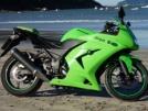 Kawasaki 250R Ninja 2010 - Ракета