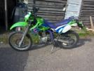 Kawasaki KLX250 1994 - ведро