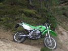Kawasaki KLX250 2006 - Зеленый