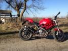 Ducati Monster 1100 EVO 2012 - Дукас