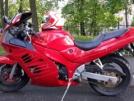 Suzuki RF400RV 1996 - Красный