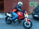 Ducati Monster 696 2008 - Монстрик