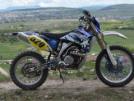 Yamaha WR450F 2009 - wr450