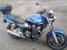 Yamaha XJR1300 2000 - Хыж