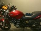 Honda VTR250 2000 - ватруха