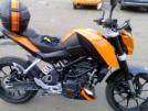 KTM 200 Duke 2013 - Пупс