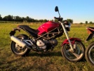 Ducati Monster 400 1995 - Лиля