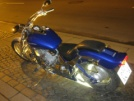 Yamaha Drag Star XVS 400 2001 - Синий Драг