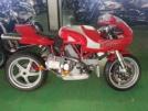 Ducati Monster 900 i.e. 2002 - дедушка