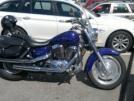 Honda VT1100 Shadow Sabre 2003 - мотоцикл