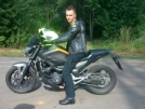 Honda NC700S 2012 - мотоцикл