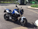 BMW F800R 2015 - Second