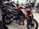 KTM 200 Duke 2013 - KTM