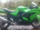 Kawasaki ZZR1400 2012 - Зеленка