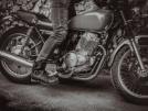 Honda CB400SS 2002 - Brodsky