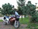 Yamaha FJR1300 2007 - вишня