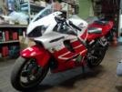 Honda CBR600F4i 2002 - сибир
