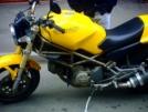 Ducati Monster 400 1995 - Дуся1