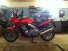 Honda CBF1000 2007 - My First